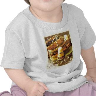 Vintage advertising Thermos flask picnic Tshirts