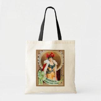 Vintage advertising Tidmans Herbal Skin Soap Bag