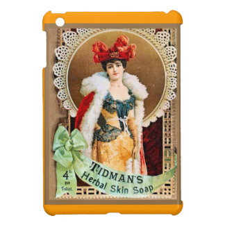 Vintage advertising, Tidmans Herbal Skin Soap Case For The iPad Mini