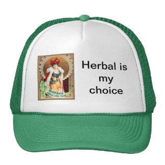 Vintage advertising, Tidmans Herbal Skin Soap Trucker Hat