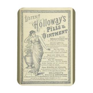 Vintage Advertisment Magnet