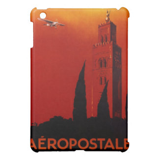 Vintage Aeropostale-Afrique-Du-Nord- Case For The iPad Mini