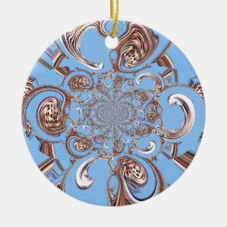 Vintage Africa Safari Hakuna Matata Gift Sky Color Ornament