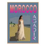 Vintage Agadir Post Cards
