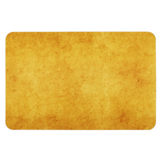 Vintage Aged Parchment Paper Template Blank Magnet