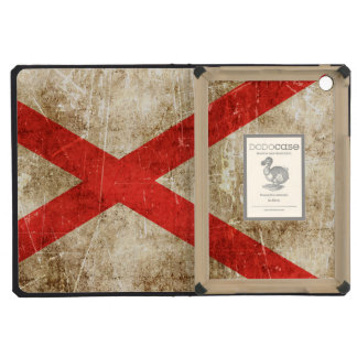 Vintage Aged Scratched Flag of Northern Ireland iPad Mini Retina Covers
