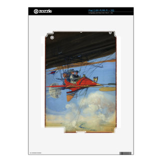 Vintage Air Cabrio Skin For The iPad 2