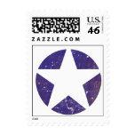 Vintage Air-Force Star Postage