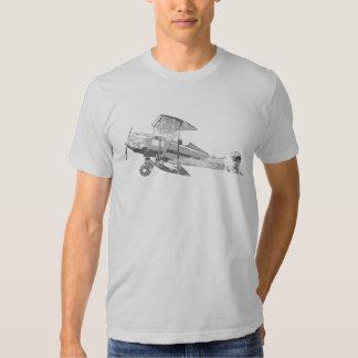 vintage air plane tee shirt