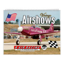 Vintage Air Shows and Air Racing Calendar