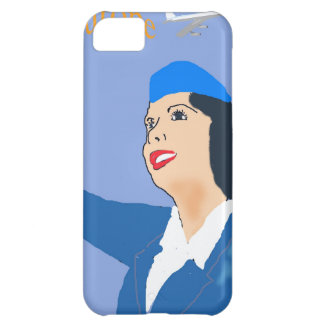 Vintage Air travel iPhone 5C Cover