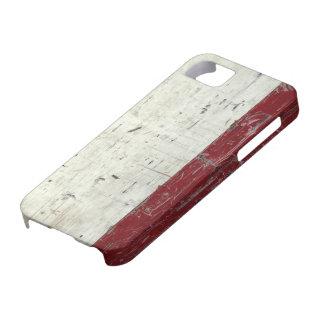 Vintage aircraft fuselage iPhone SE/5/5s case