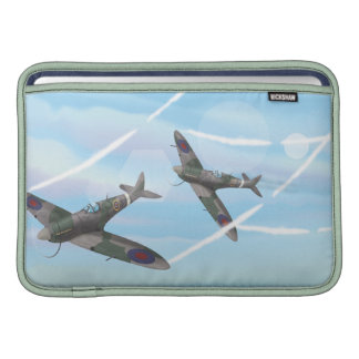 Vintage Aircraft Sleeve For MacBook Air
