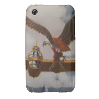 Vintage Aircraft iPhone 3G/3GS Case-Mate iPhone 3 Case-Mate Case