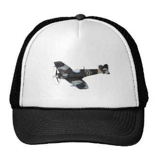 Vintage Aircraft Trucker Hat