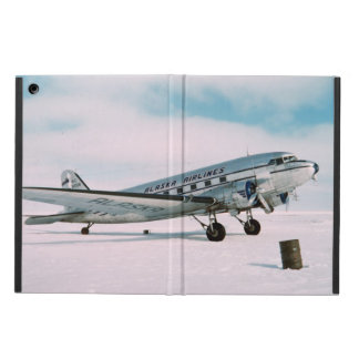 Vintage airplane air plane wanderlust photo cover for iPad air