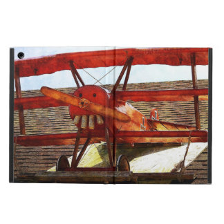Vintage Airplane by Shirley Taylor Cover For iPad Air