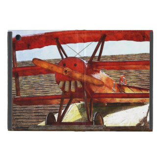 Vintage Airplane by Shirley Taylor Covers For iPad Mini