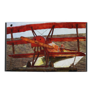 Vintage Airplane by Shirley Taylor iPad Cases