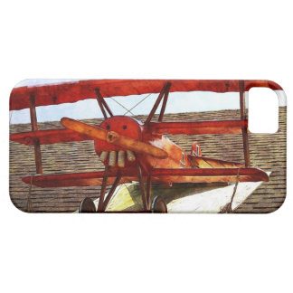 Vintage Airplane by Shirley Taylor iPhone SE/5/5s Case