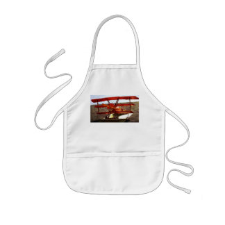 Vintage Airplane by Shirley Taylor Kids' Apron