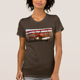 Vintage Airplane by Shirley Taylor T-Shirt