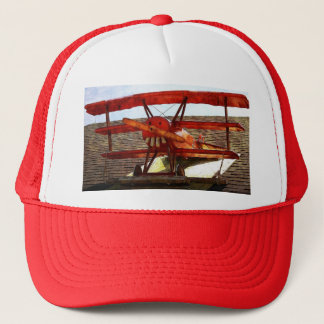 Vintage Airplane by Shirley Taylor Trucker Hat