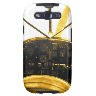 Vintage Airplane Samsung Galaxy S3 Covers