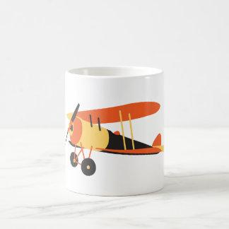 vintage  airplane, Nieuport 28,  WWI era Coffee Mug