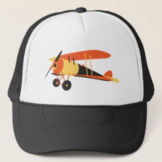 vintage  airplane, Nieuport 28,  WWI era Trucker Hat
