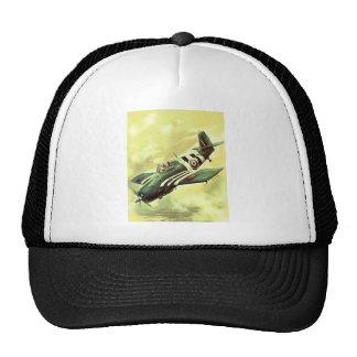 Vintage Airplane Trucker Hat