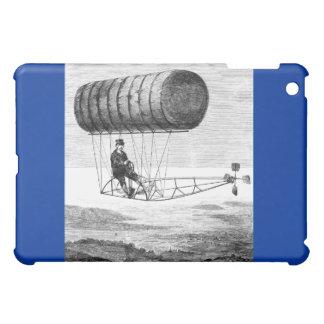 Vintage Airship / Balloon Blimp Dirigible iPad Mini Cases