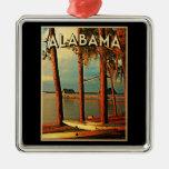 Vintage Alabama Adorno Para Reyes