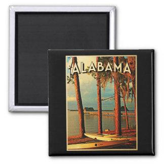 Vintage Alabama Magnet