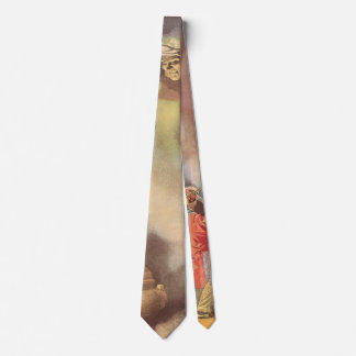 Vintage Aladdin and the Genie of the Lamp, Godwin Tie