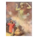 Vintage Aladdin y los genios de la lámpara, Godwin