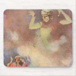 Vintage Aladdin y los genios de la lámpara, Godwin Alfombrilla De Raton