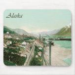 Vintage Alaska Mousepads