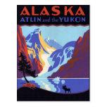 Vintage Alaska Postales