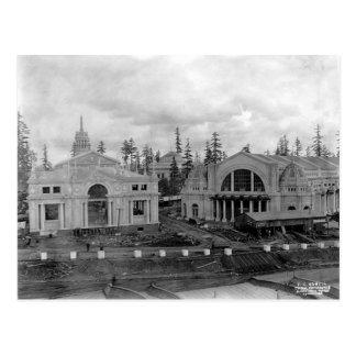 Vintage Alaska-Yukón-Pacífico 1908 de la Tarjetas Postales