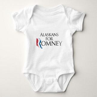Vintage Alaskans for Romney -.png Tshirt