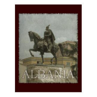 Vintage Albania Postcard