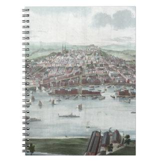 Vintage Albany Spiral Notebooks