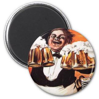Vintage Alcohol Ads Magnet