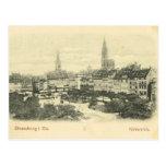 Vintage Alemania, Strassburg Postal