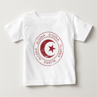 Vintage Algeria Baby T-Shirt