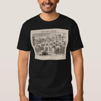 Vintage Algeria, slave market 1600 T Shirts