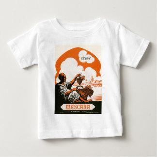 Vintage Algerian wine labels Baby T-Shirt
