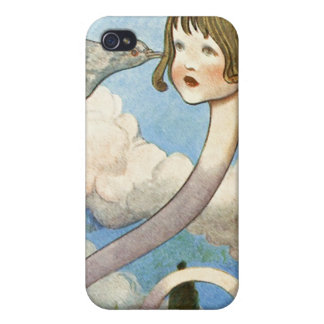 Vintage Alice in Wonderland 4 Cases For iPhone 4