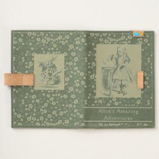Vintage Alice in Wonderland Adventures Journal